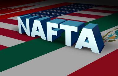 NAFTA Agreement Symbol