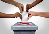 Választási Szavazók elnyomása