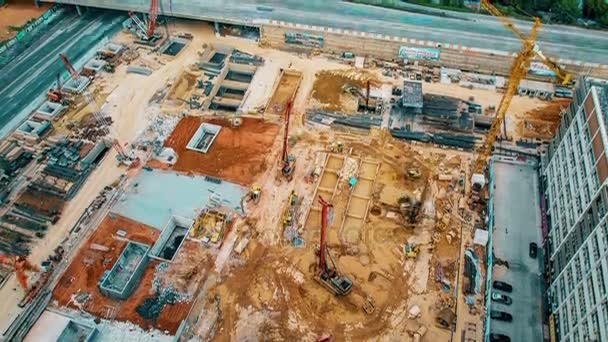 Building construction site of Shenzhen