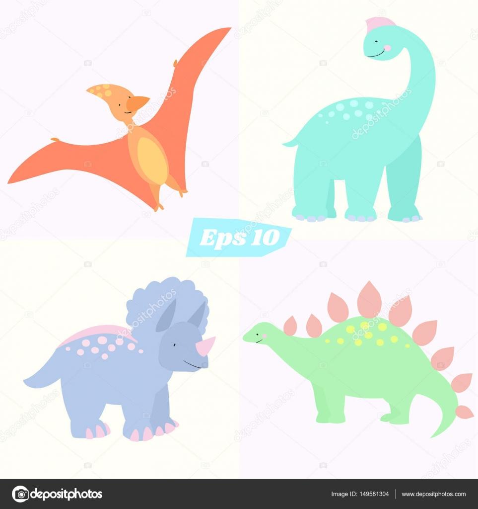 Invitaciones De Cumpleaños Dinosaurios Para Imprimir Set