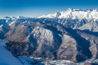 Sochi Krasnaya Polyana Ski Resort