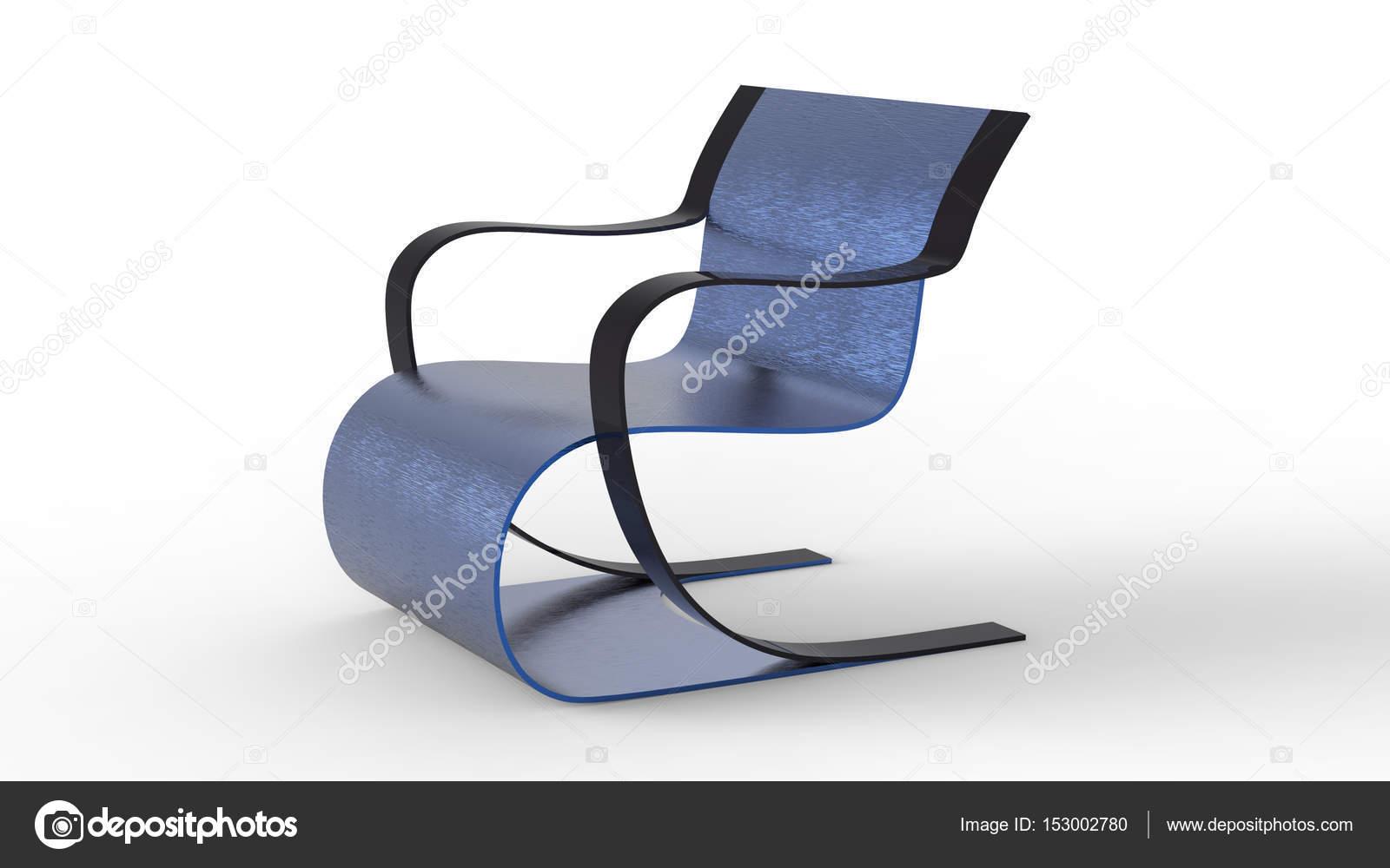 Bauhaus Inspirierte Stuhl Stockfoto C Dandesign86 153002780