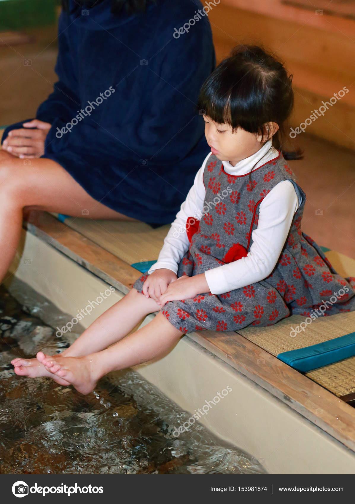 Japanese Hot Springs Girls Nude-Des Photos De Nu-9556