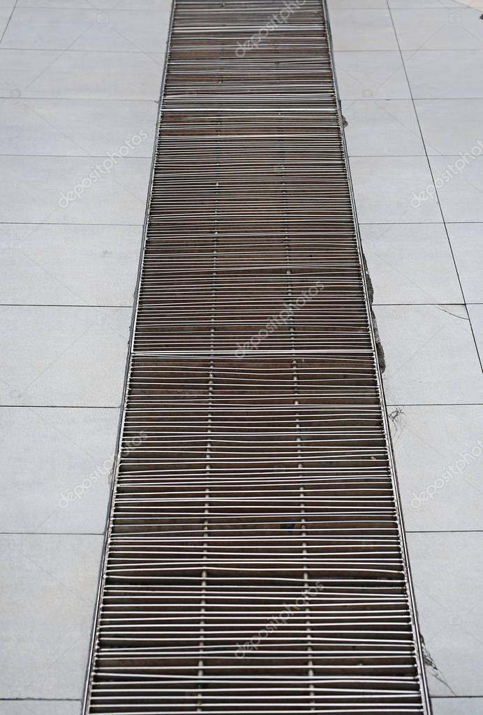 Gutters drain grate, drain cover