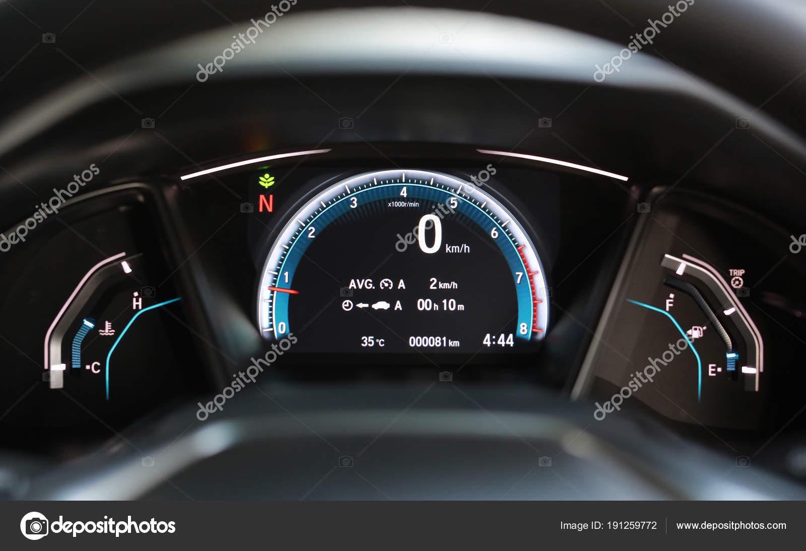 Armaturenbrett auto  Auto Armaturenbrett Armaturenbrett — Stockfoto © civic_dm@hotmail ...