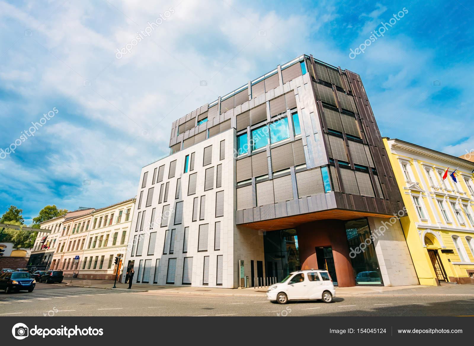 Ufficio Per Esterni : Oslo norvegia esempio di architettura scandinava ufficio