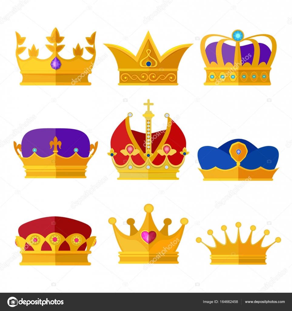 Dibujos Coronas De Reyes Coronas De Oro De Reyes El Príncipe O