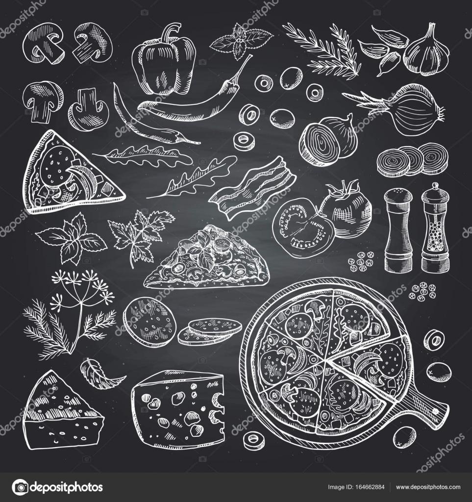 Italian Kitchen Set