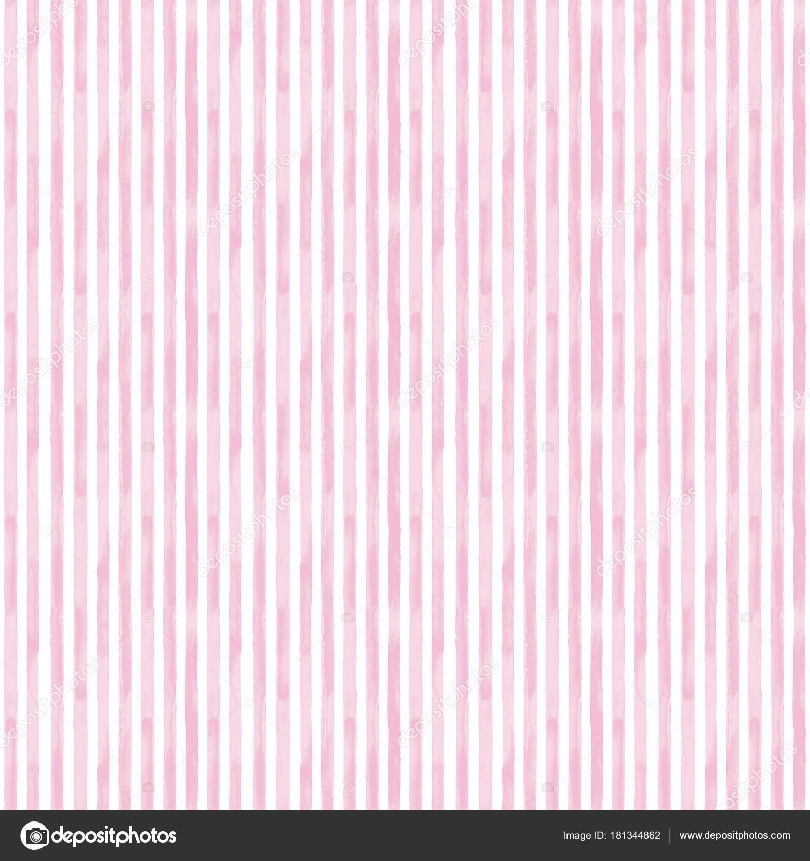 Reticolo Senza Giunte A Strisce Rosa E Bianco Foto Stock Olgaze