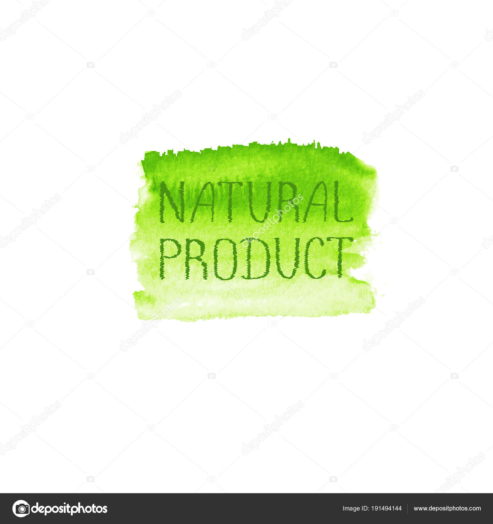 Natural products concept logo design template — Stock Photo © OlgaZe ...