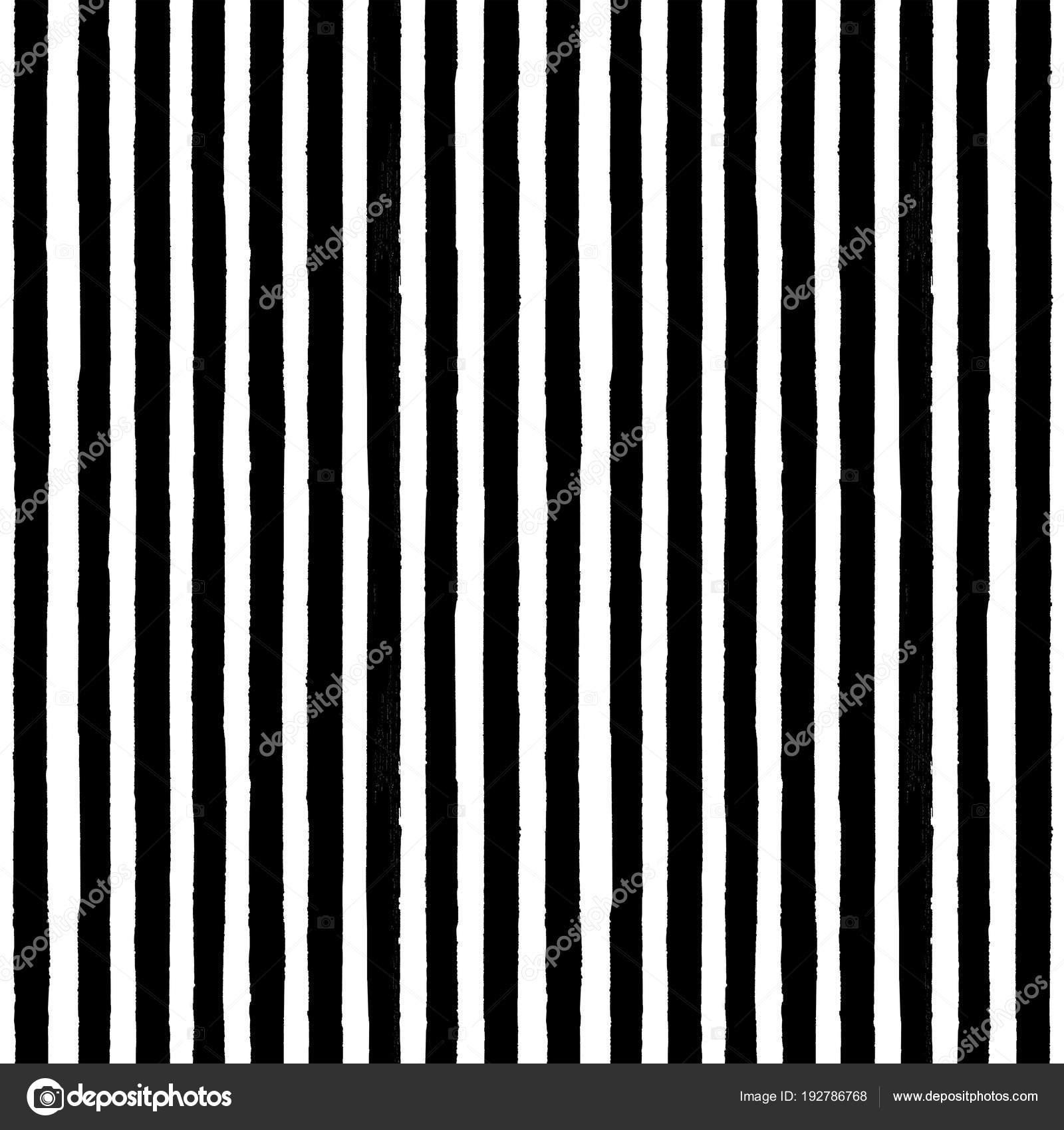 dae10ba1a86 Vintage black and white stripe seamless pattern — Stock Photo ...