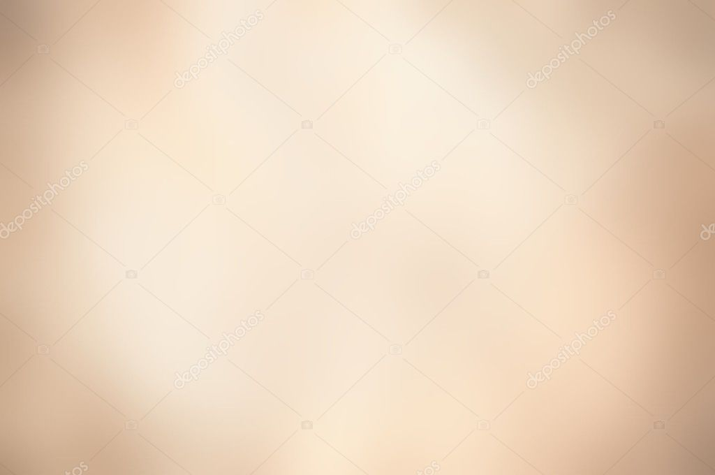 Light Beige Blurred Background. Wool Stained Abstraction