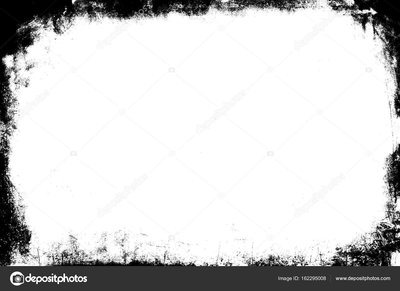 Plantilla de papel quemado. Cartulina textura blanco negro de Grunge ...