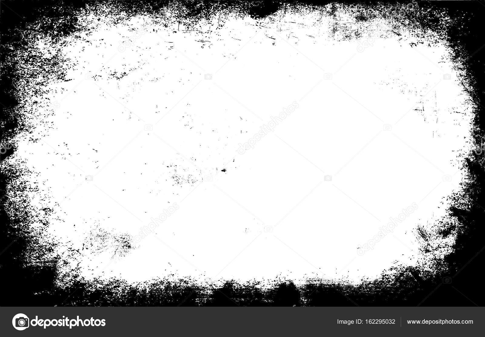 Fondo de Grunge marco negro. Marco de la plantilla de papel quemado ...