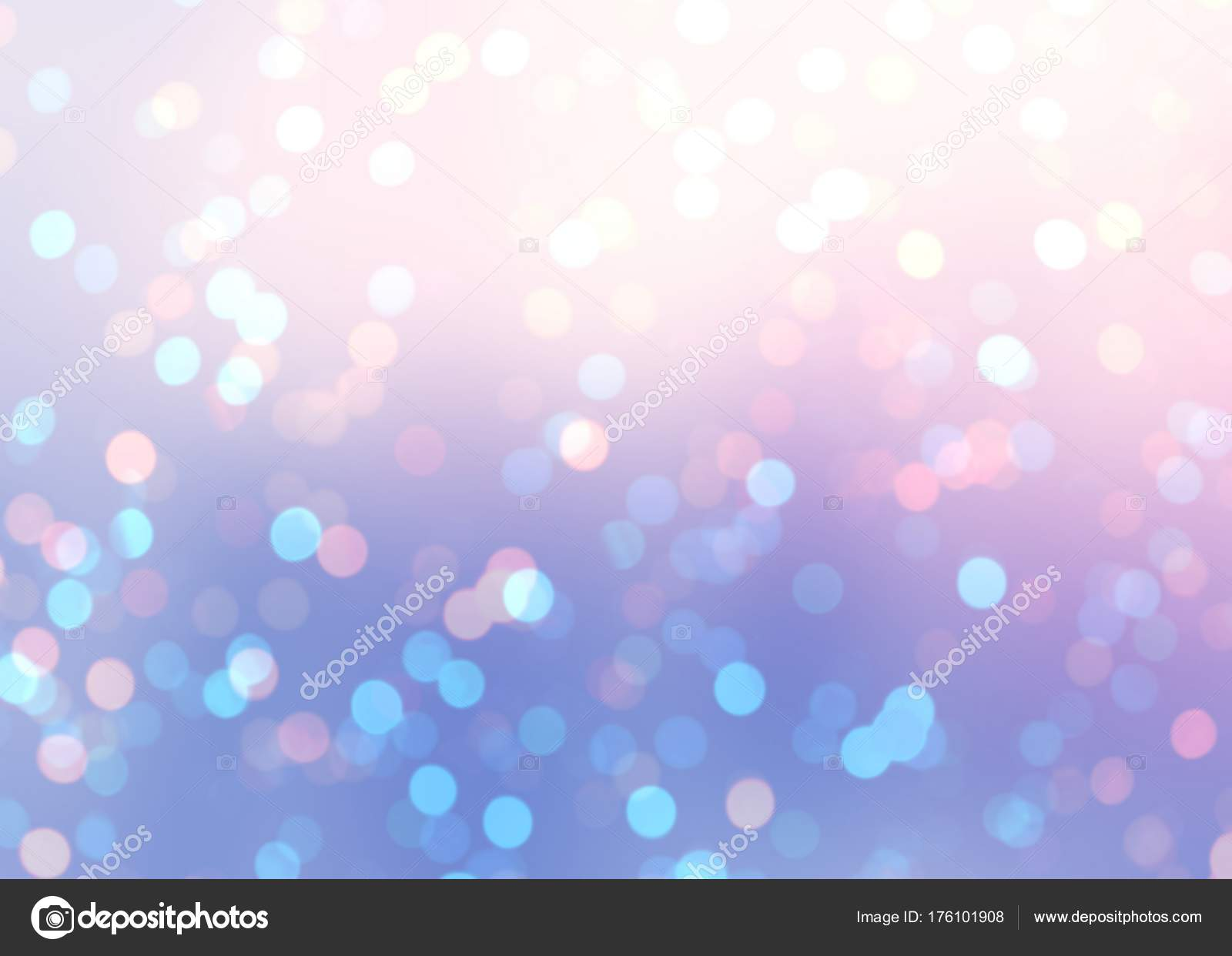pink blue glitter magical background empty new year illustration