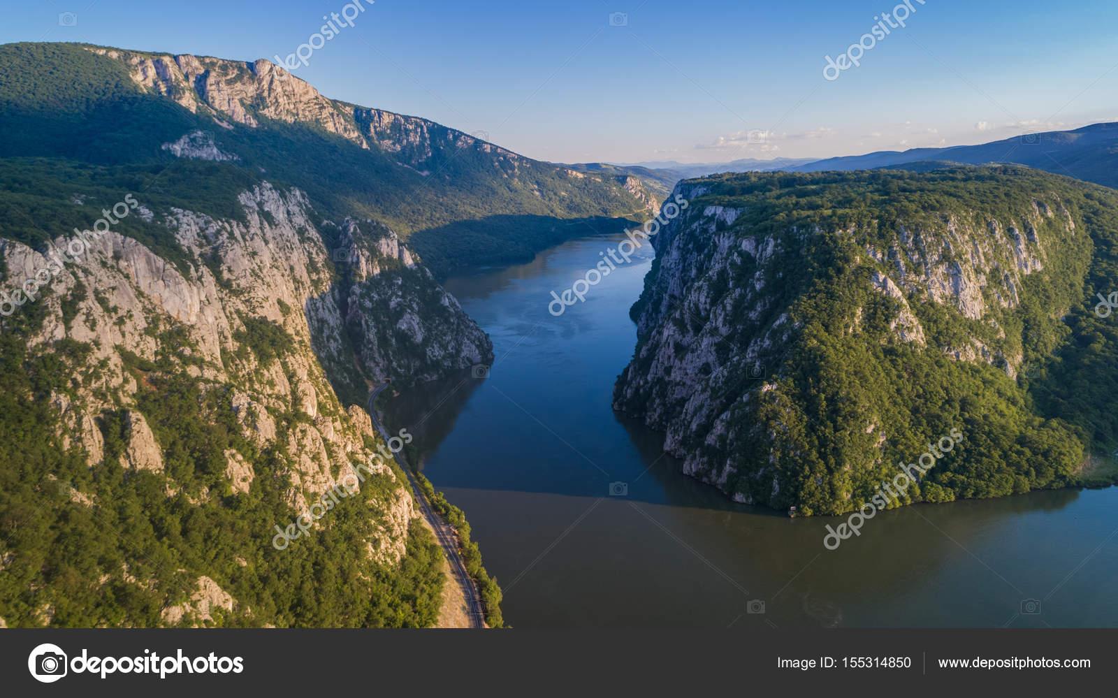 Donau Rumänien