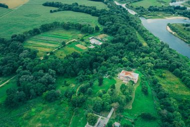 The estate Khalch in Vetka Gomel region Belarus