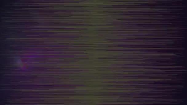 Sima holografikus háttér. Gyönyörű színes mozdulatok. Vonalművészet, 4k.