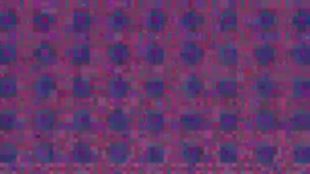 abstrakte dynamische Cyberpunk verträumten holographischen Hintergrund. fantastische Verzerrungen für Ihr Video.