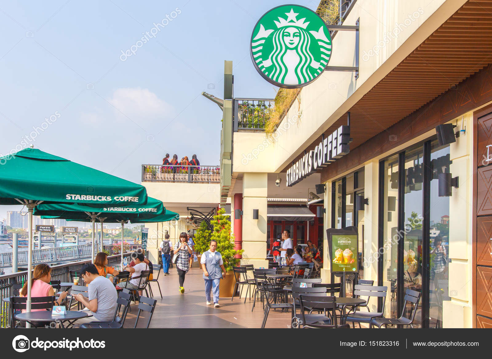 starbucks corporation competing in a global market