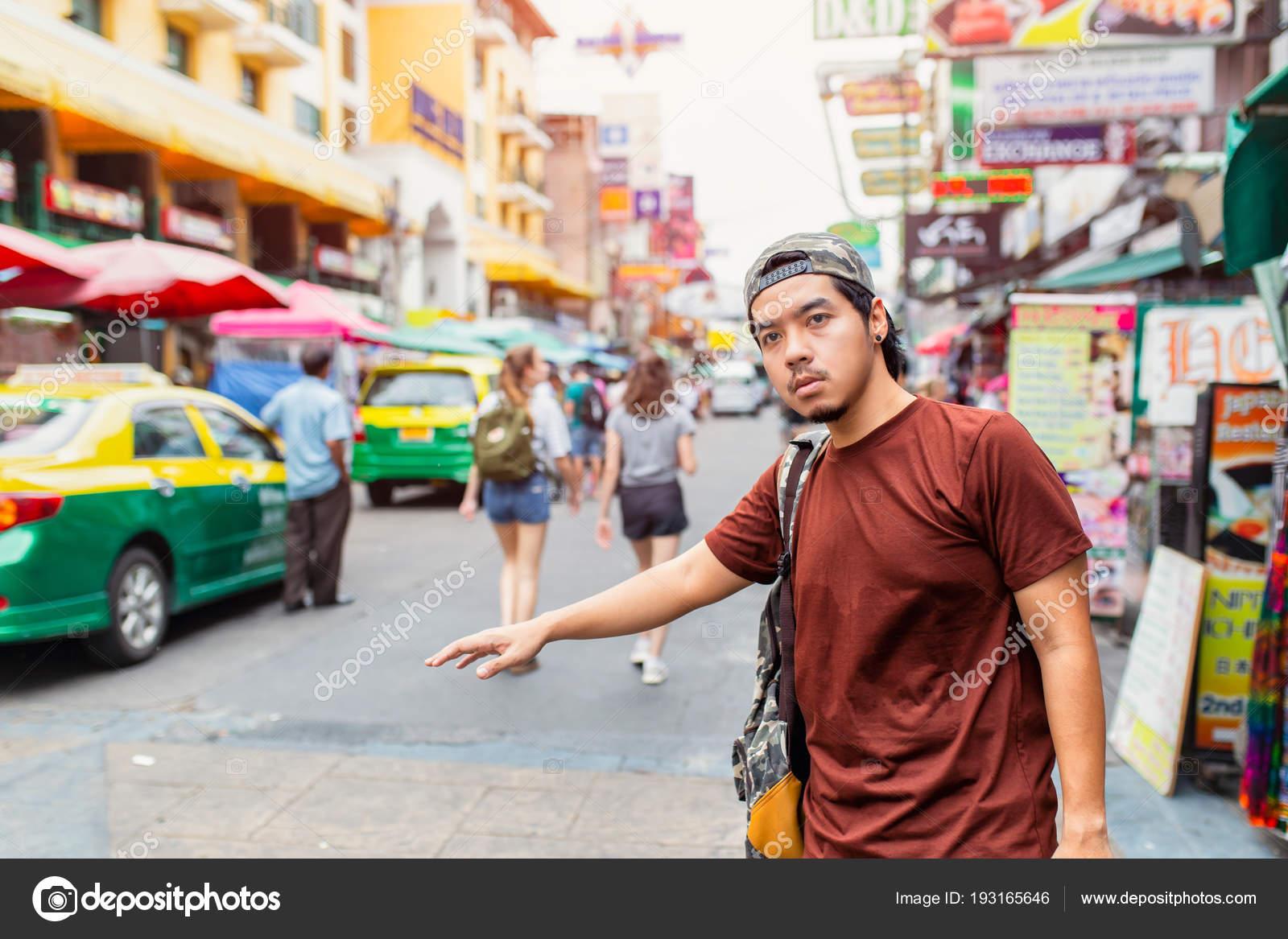 Image result for hailing a taxi bangkok