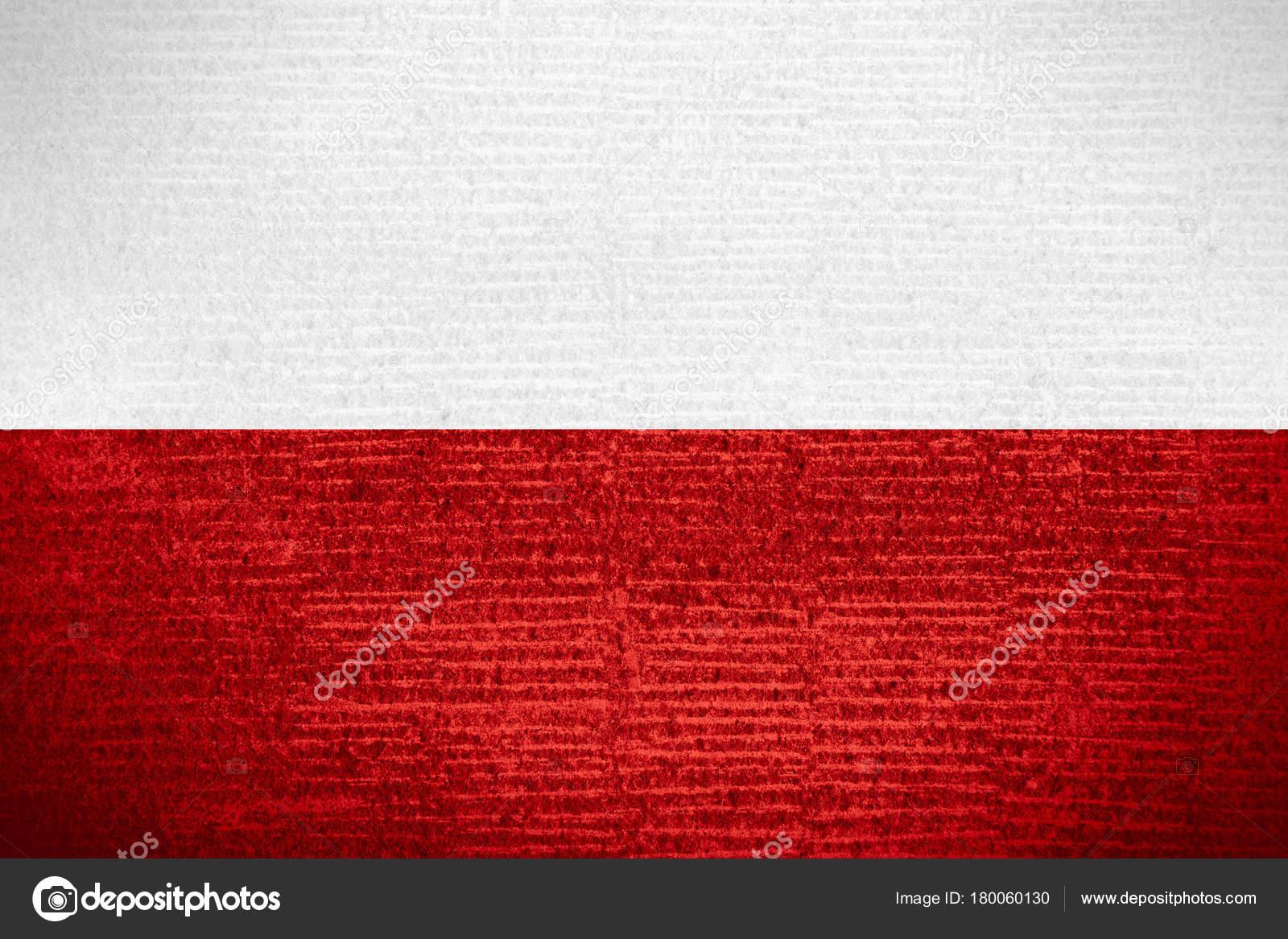 Flaga Polska Zdjęcie Stockowe Miro Novak 180060130