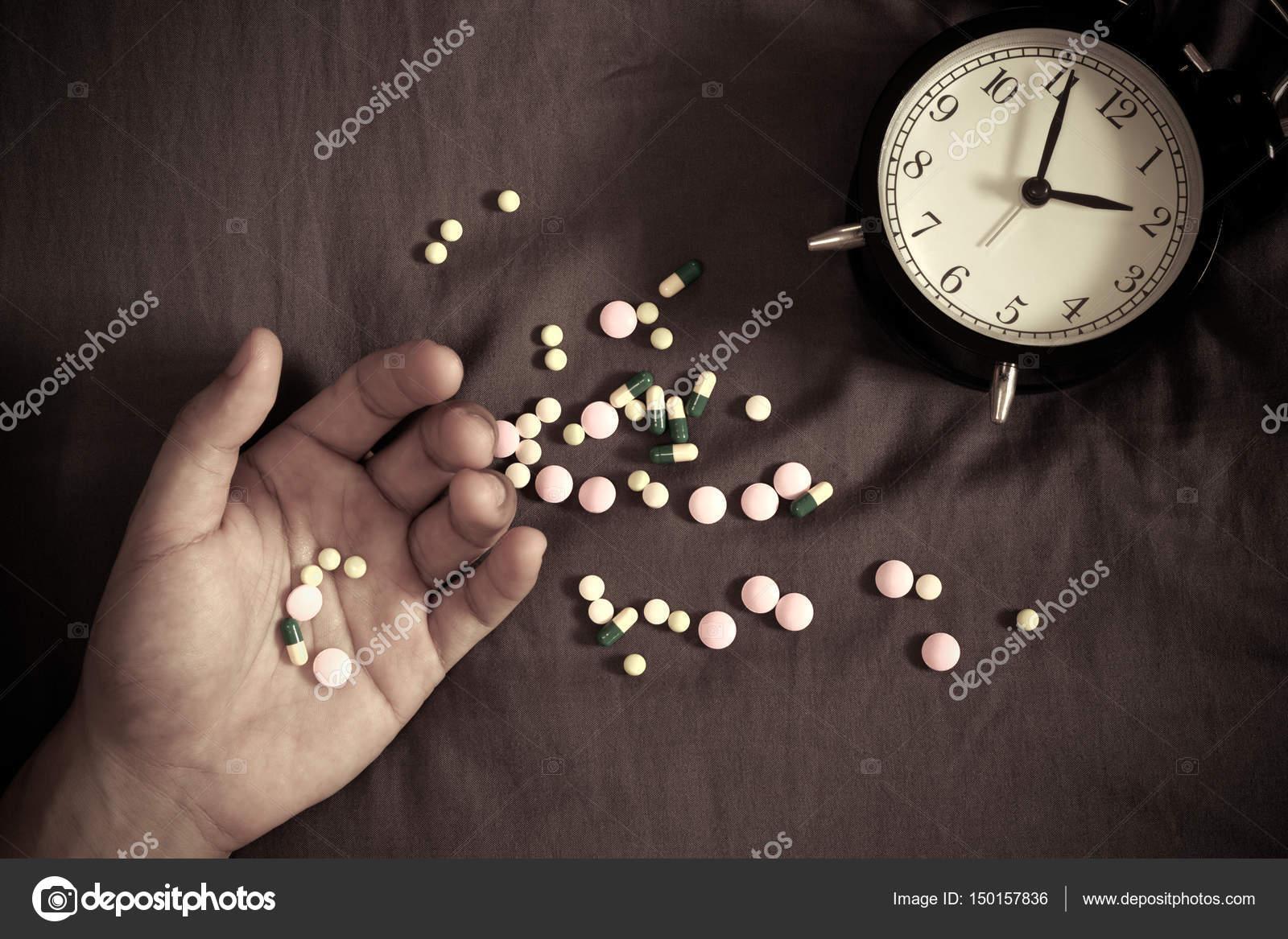 bolest hlavy v noci