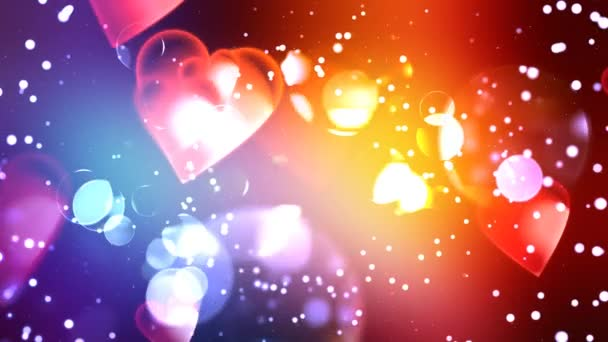 Hearts And Balls Of Glass Love And Wedding Video Background Loop Red Hearts A Wonderfully Intense Video Loop For Weddings Parties And Musical Events