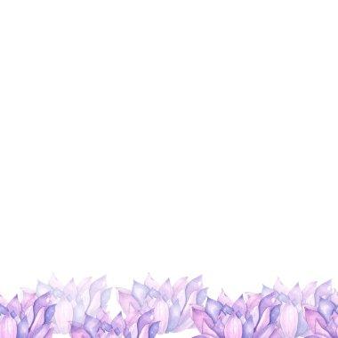 Flower Frame Lotus