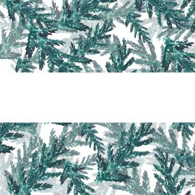 Background Arborvitae Leaves