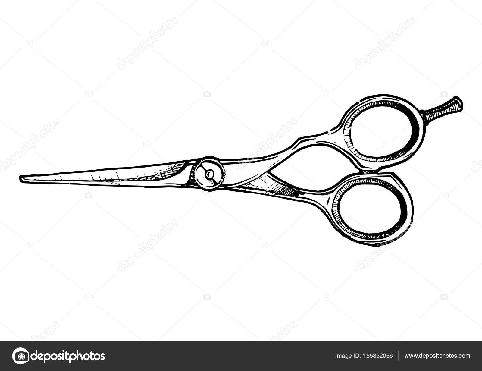 Pictures  shears drawing