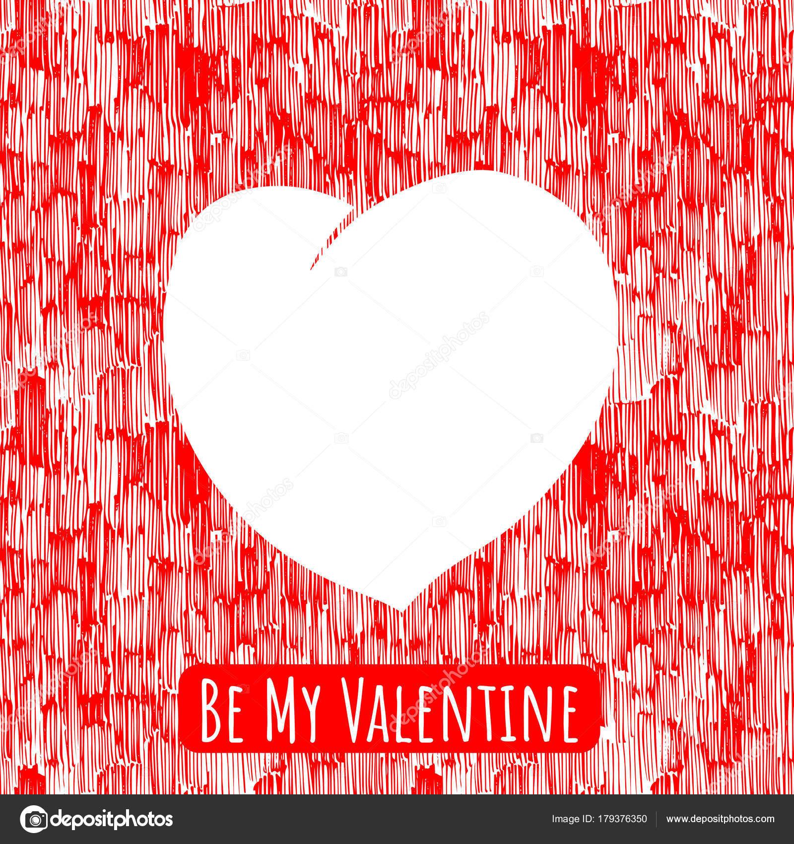 Valentine Herzen. Vorlage — Stockvektor © suricoma #179376350