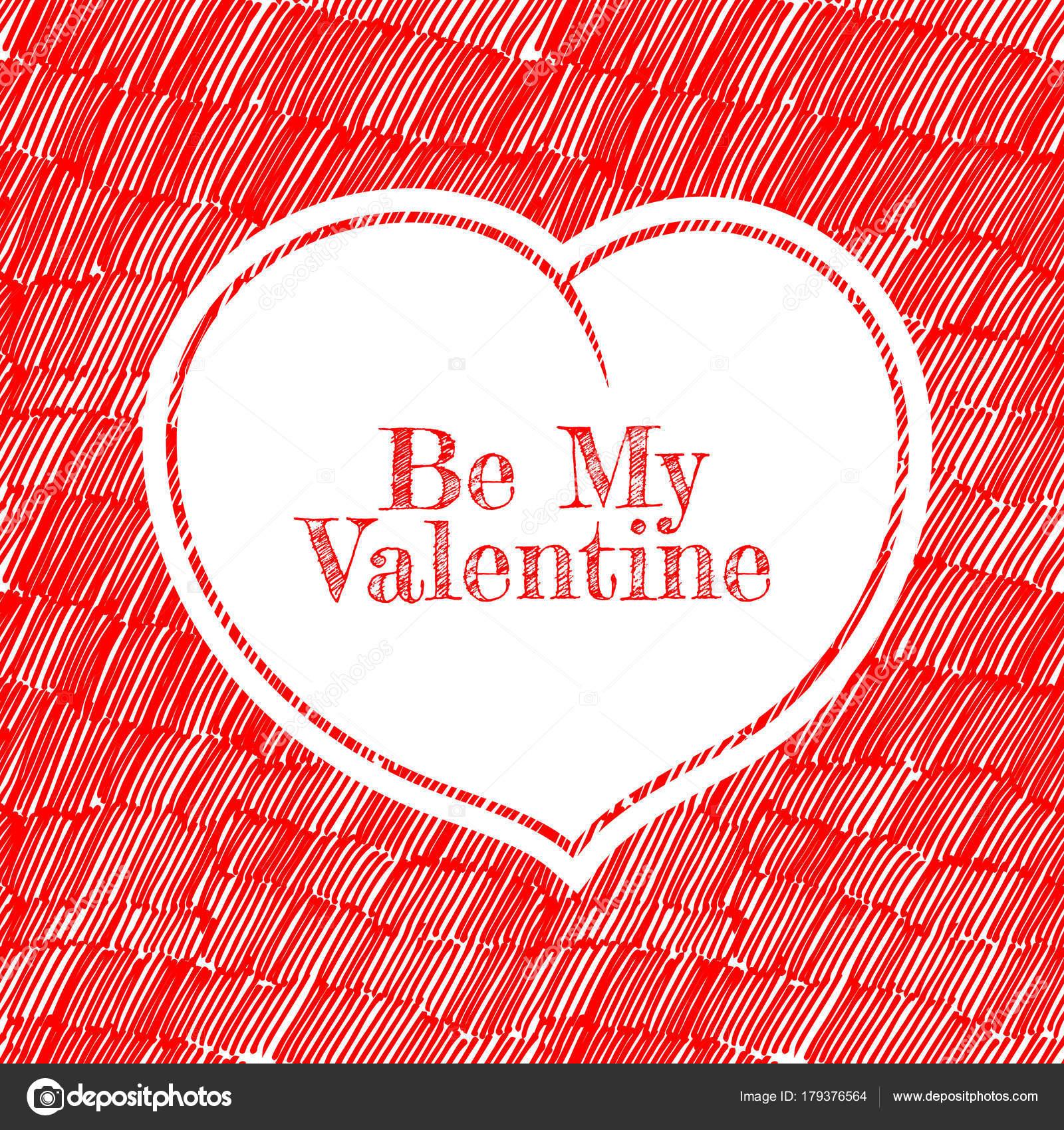 Valentine Herzen. Vorlage — Stockvektor © suricoma #179376564