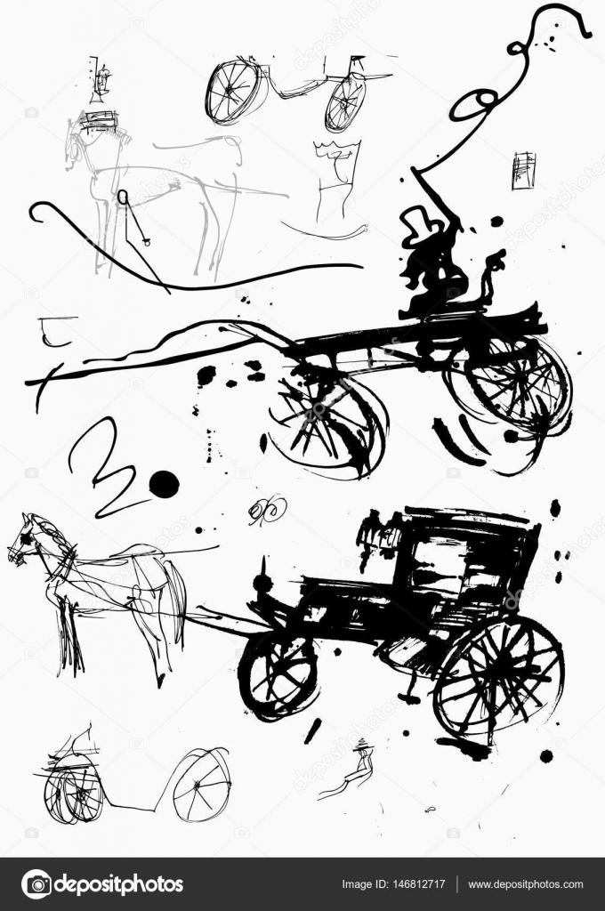 рисунок кареты с лошадьми карандашом бобруйск частные коммерческие