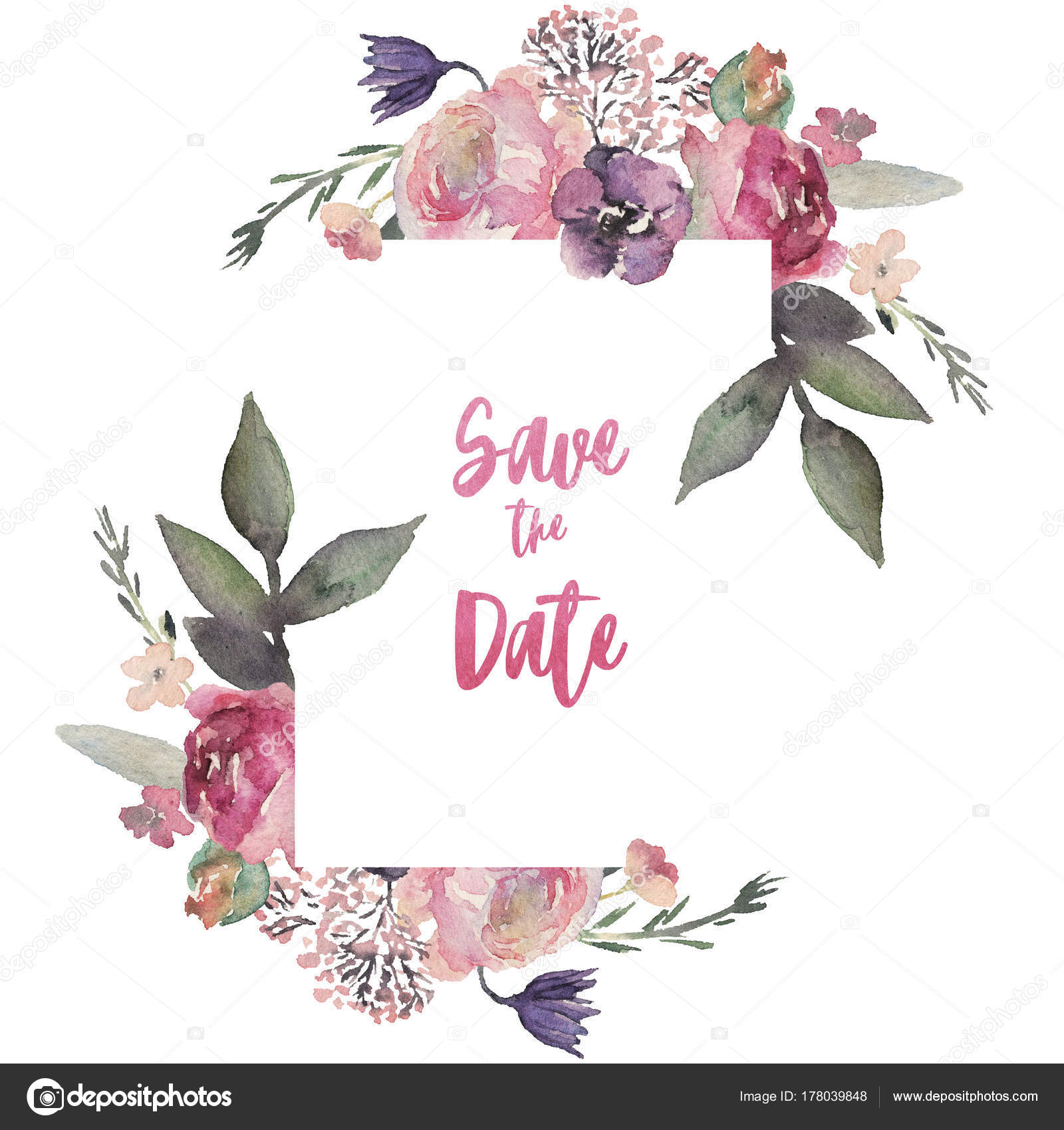 Forum on this topic: Floral Frame -Save the Date Card – , floral-frame-save-the-date-card/