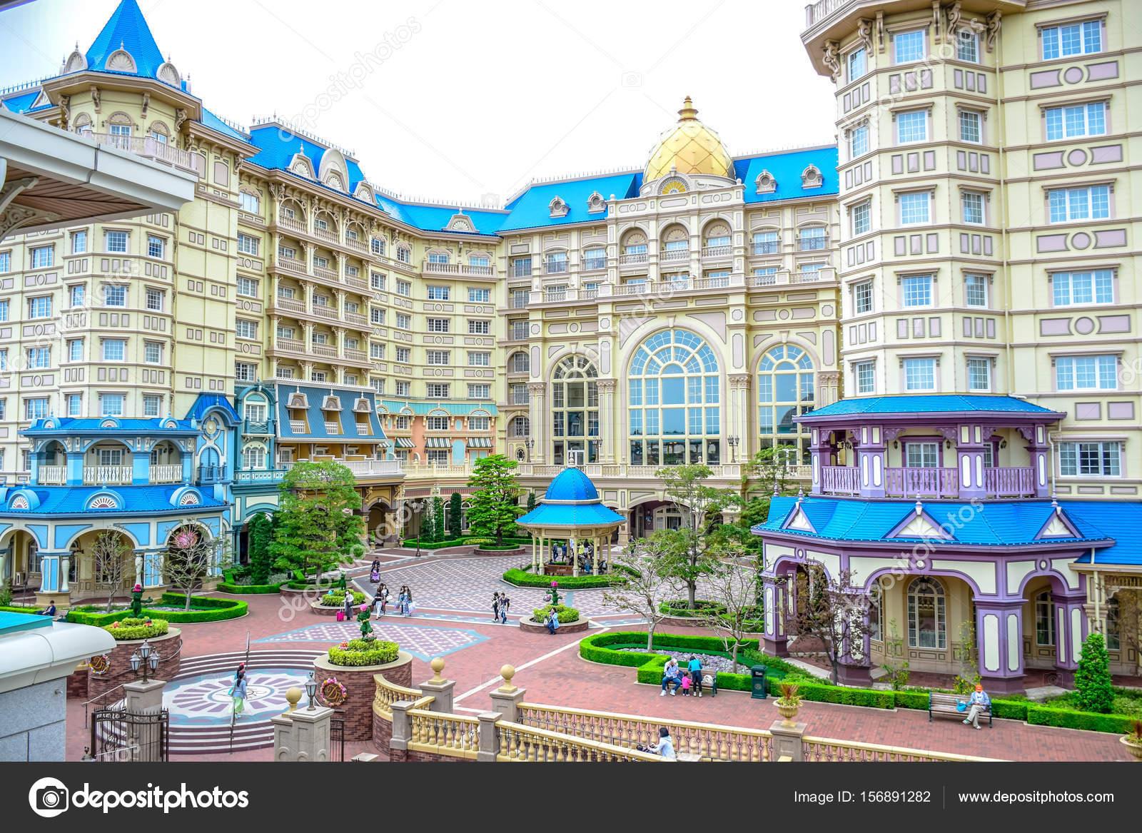 Tokyo Disney Resort Hotel Price