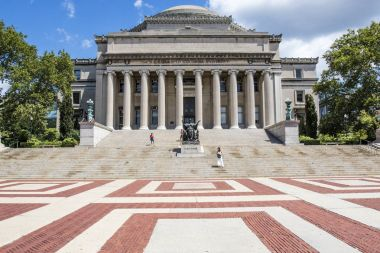 Columbia University in New York City (Library) , United States of America