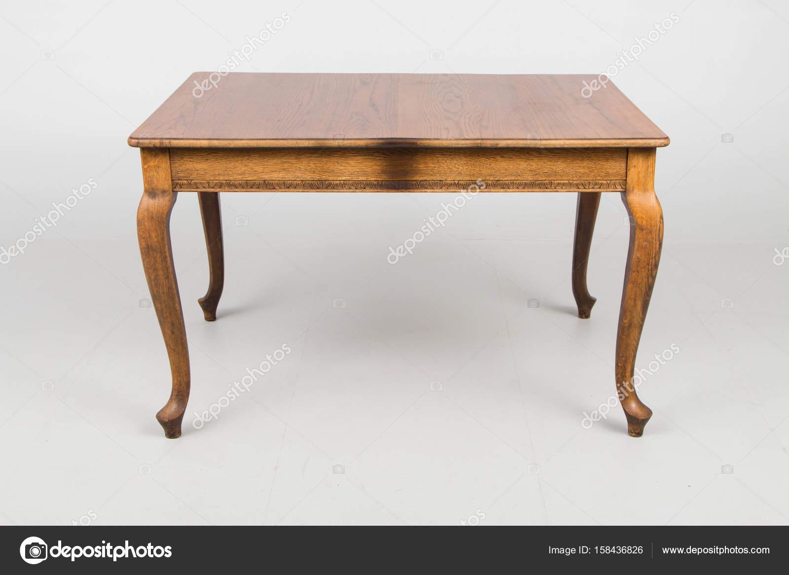 legno antico di scrivanie tavoli — Foto Stock © jbgroup #158436826