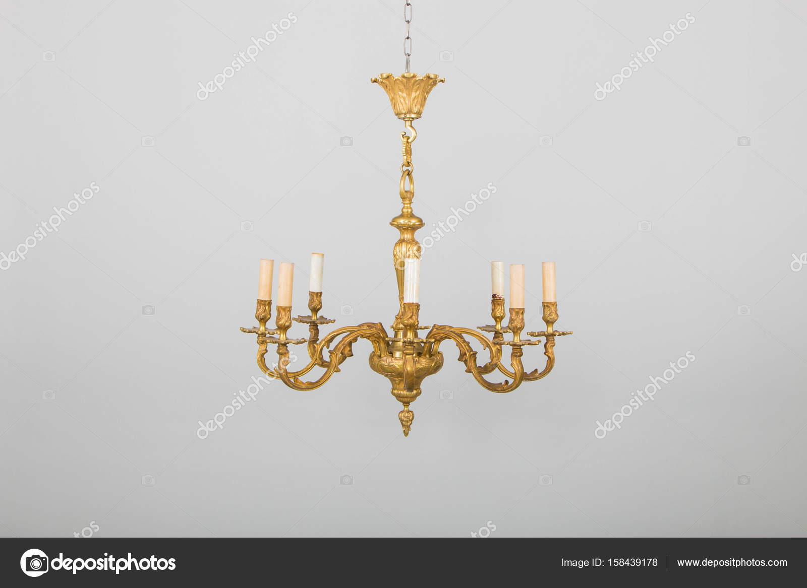 Kronleuchter Antik Bronze ~ Hängende leuchter antik u stockfoto jbgroup