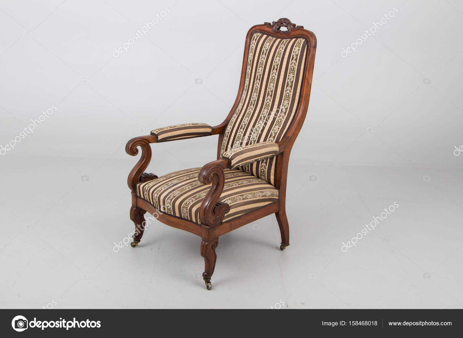 Chairs Armchair Antique Wood Old U2014 Photo By Jbgroup