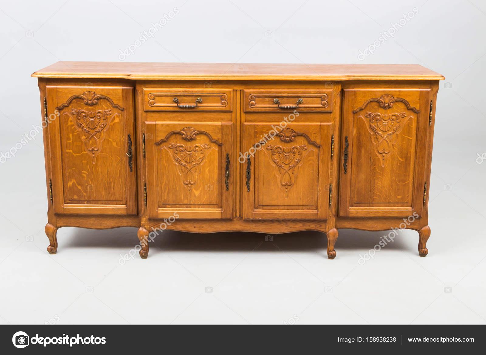 Commodes Antique Wood Stock Photo C Jbgroup 158938238