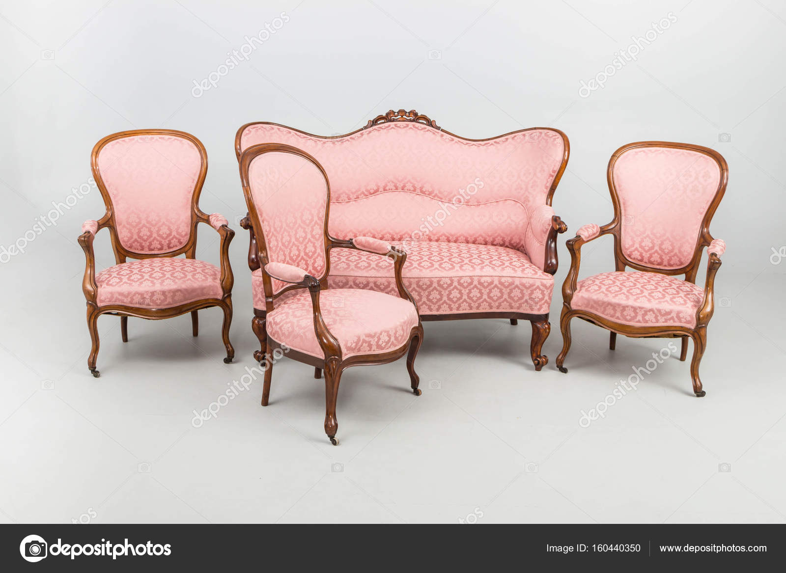 Sofas Settees Old Fashioned Bench U2014 Stock Photo
