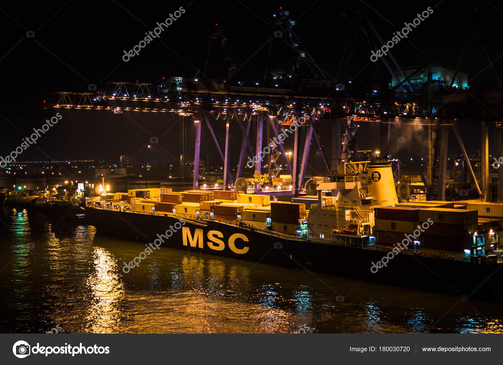 Port said egypt november 4 2017 msc line vessel container ship port said egypt november 4 2017 msc line vessel container ship during loading operations in cargo portght landscape msc is the worlds second largest publicscrutiny Gallery