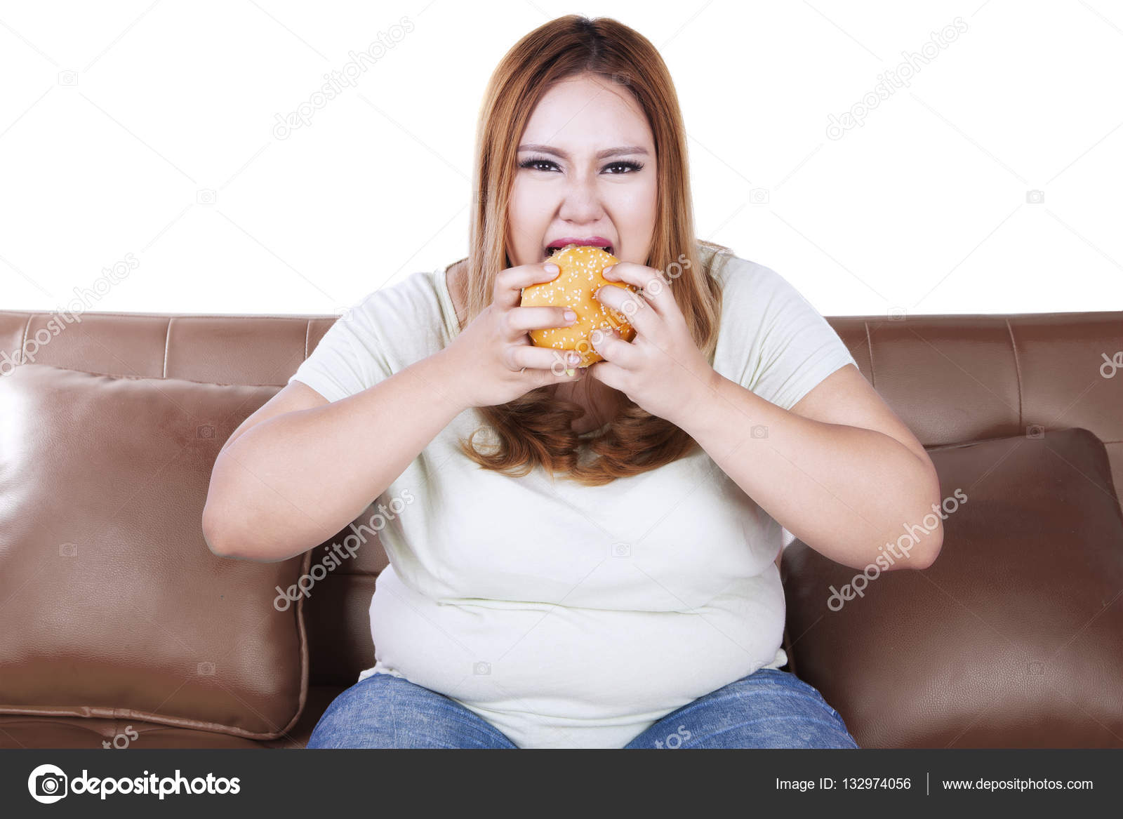 bbw eating food