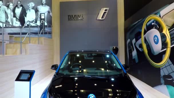 BMW i3 elektrické vozidlo