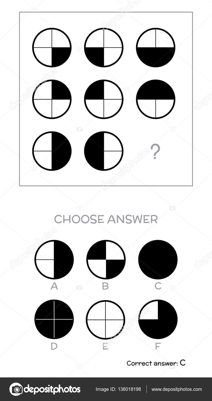 iq test free download with answers pdf