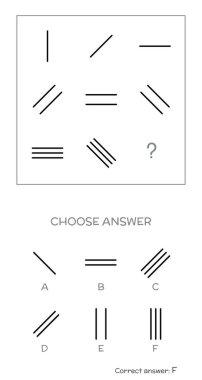 IQ test. Choose correct answer