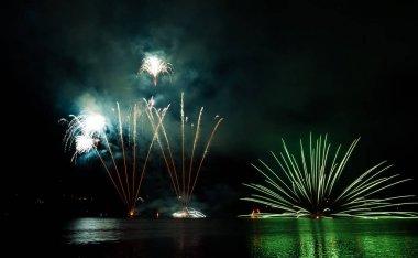 Celebration fireworks Ignis brunensis