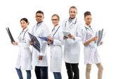 Fotografie Group of professional doctors