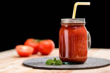 fresh tomato smoothie